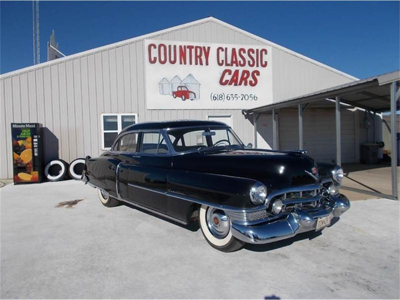 1951 Cadillac Series 62 For Sale Cc 938801 Sedan Large Picture Of 51 K4dt