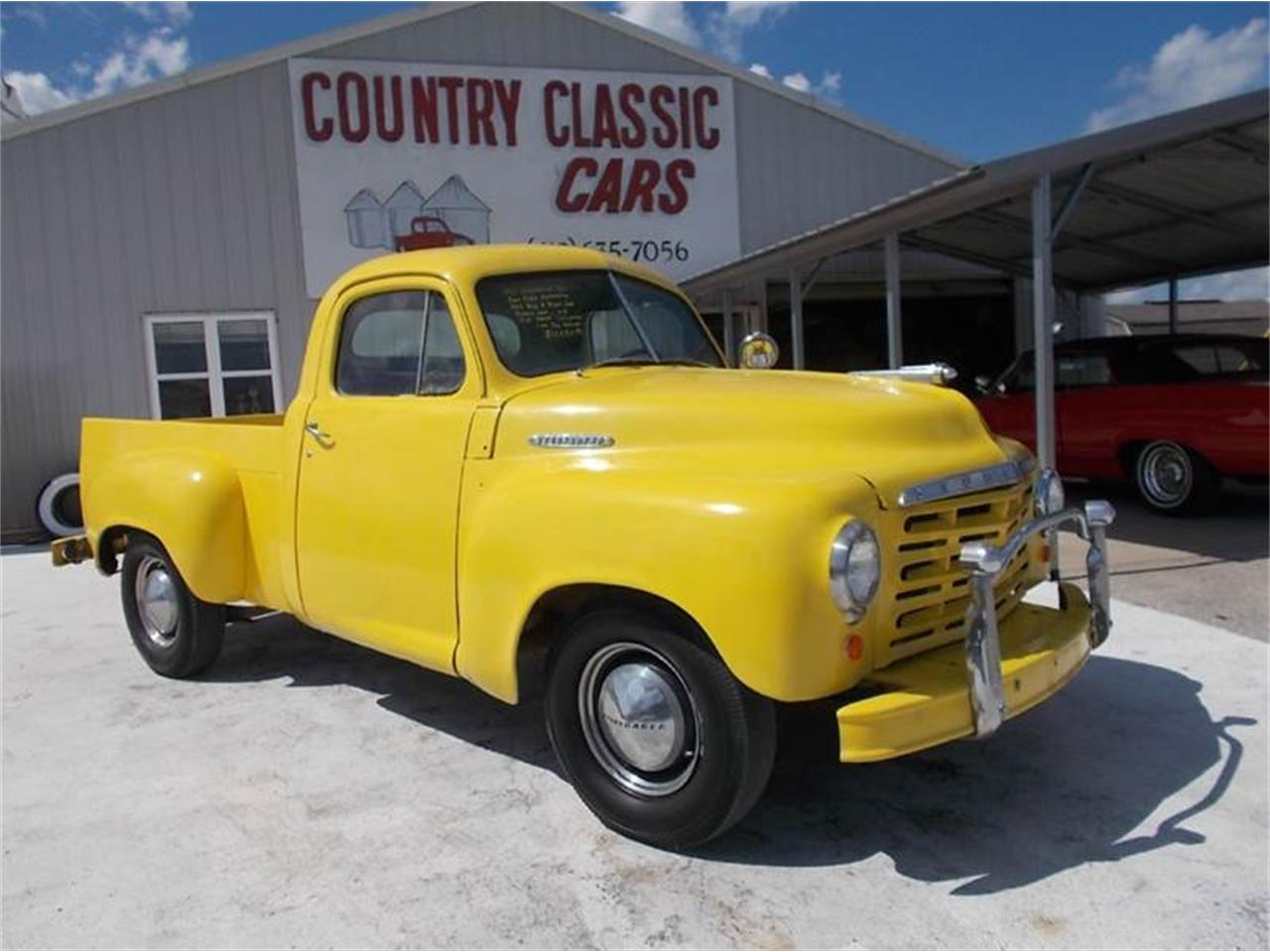 Large Picture of '50 Studebaker Pickup located in Illinois - $10,650.00 - K4EK