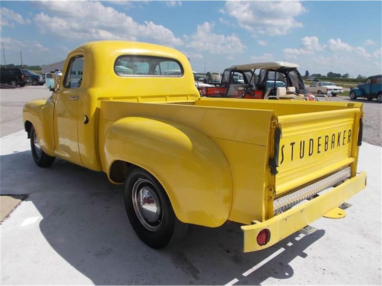 Large Picture of Classic 1950 Pickup - K4EK