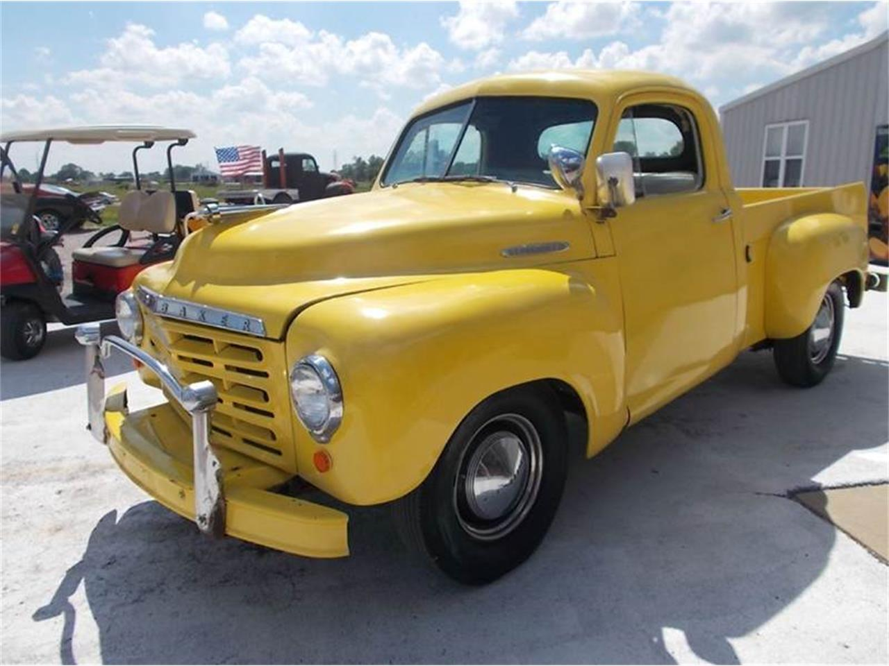 Large Picture of '50 Pickup located in Staunton Illinois Offered by Country Classic Cars - K4EK