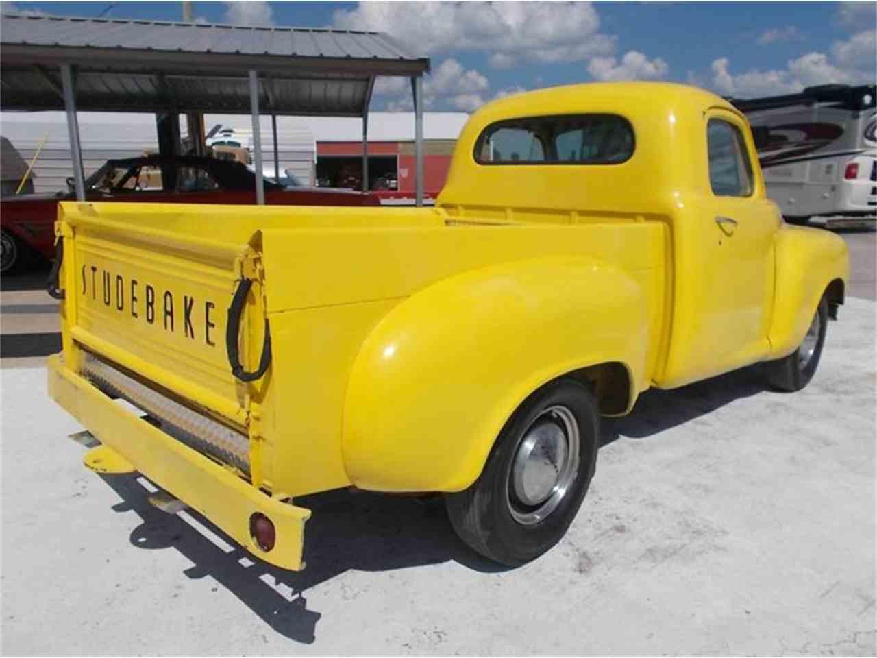 Large Picture of '50 Pickup - K4EK