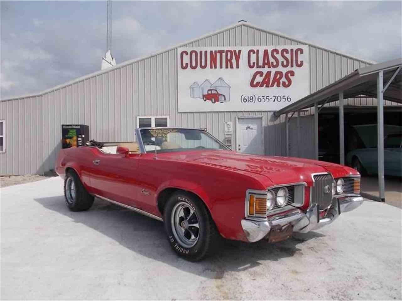 1971 Mercury Cougar for Sale | ClassicCars.com | CC-938837
