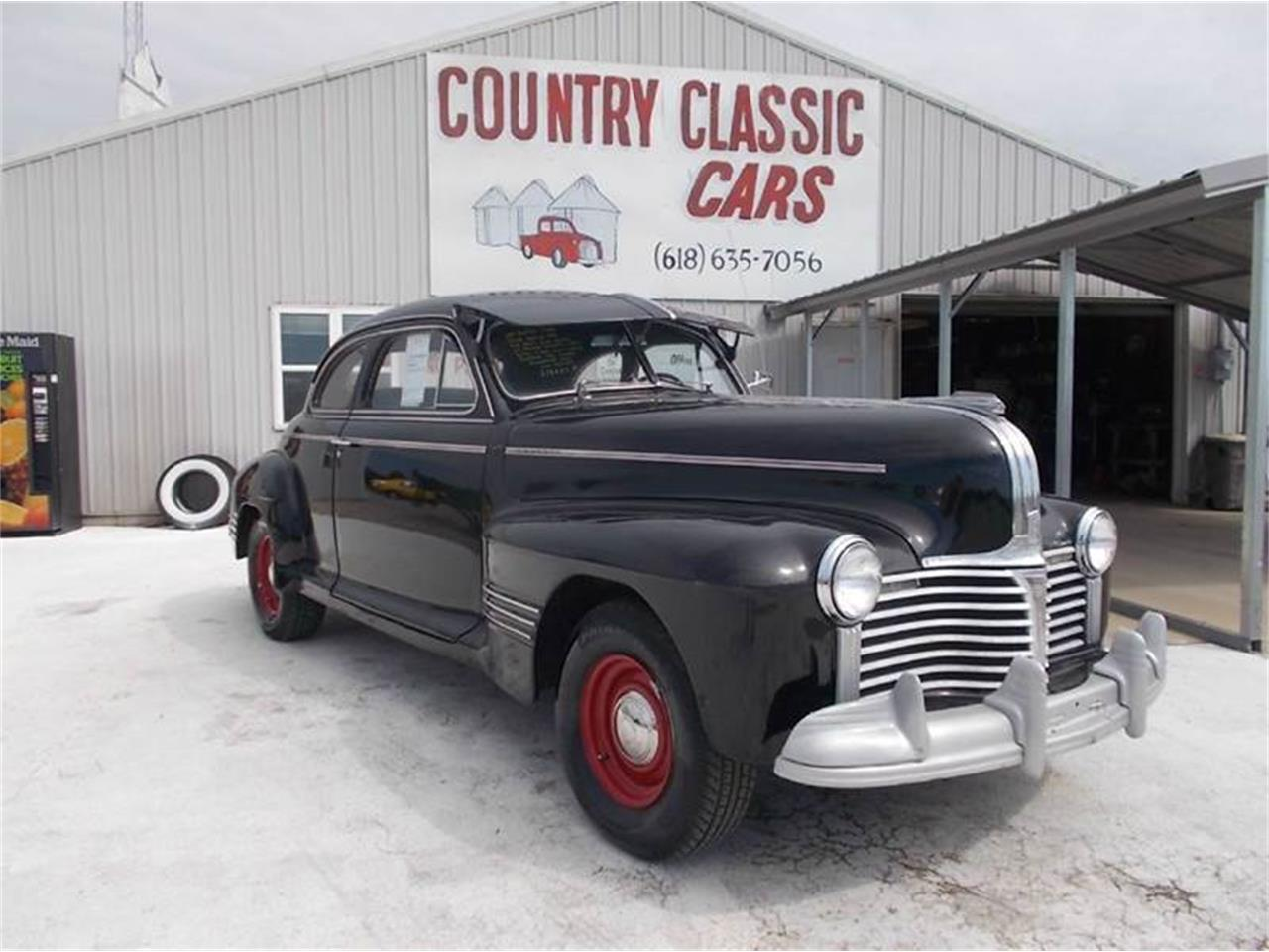 Large Picture of Classic 1941 Pontiac Coupe located in Illinois - $10,550.00 Offered by Country Classic Cars - K4F1