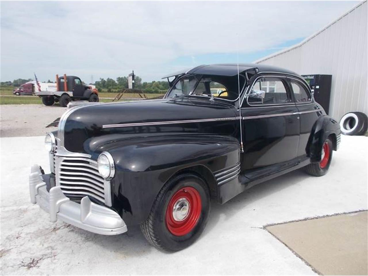 Large Picture of '41 Coupe located in Illinois Offered by Country Classic Cars - K4F1