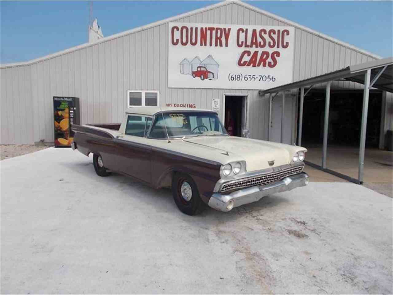 1959 Ford Ranchero for Sale | ClassicCars.com | CC-938865