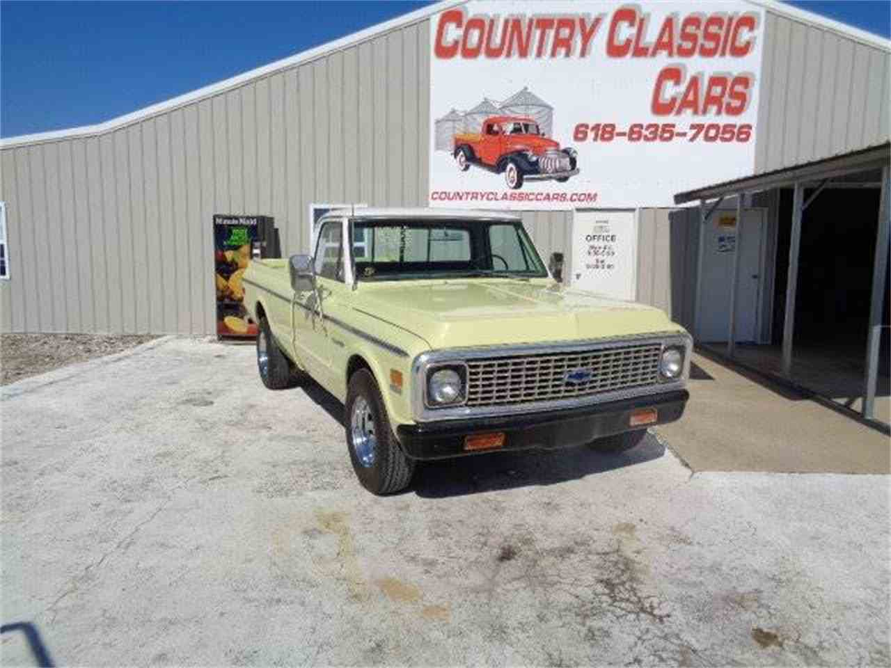 Large Picture of Classic 1971 Chevrolet C/K 20 - $7,950.00 - K4FP