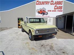 Picture of Classic 1971 Chevrolet C/K 20 located in Staunton Illinois Offered by Country Classic Cars - K4FP