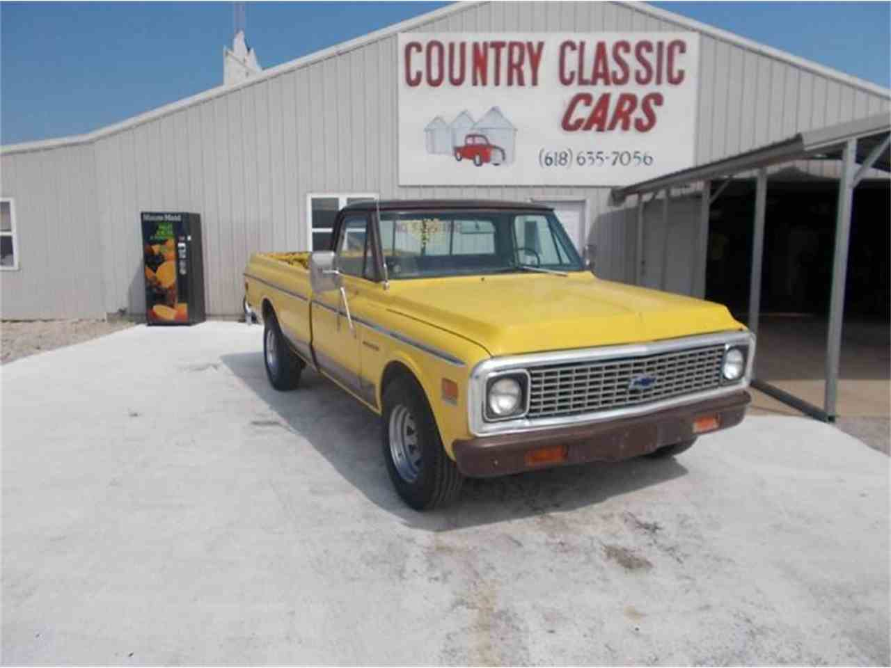 Large Picture of Classic 1971 Chevrolet C/K 20 located in Illinois - $7,950.00 - K4FP