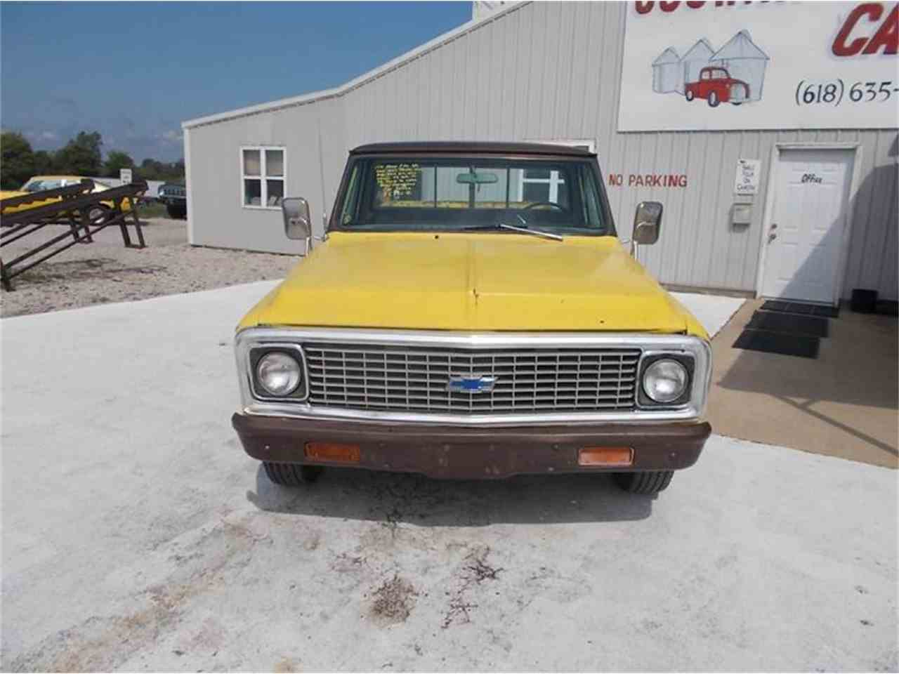 Large Picture of 1971 Chevrolet C/K 20 located in Illinois - $7,950.00 Offered by Country Classic Cars - K4FP