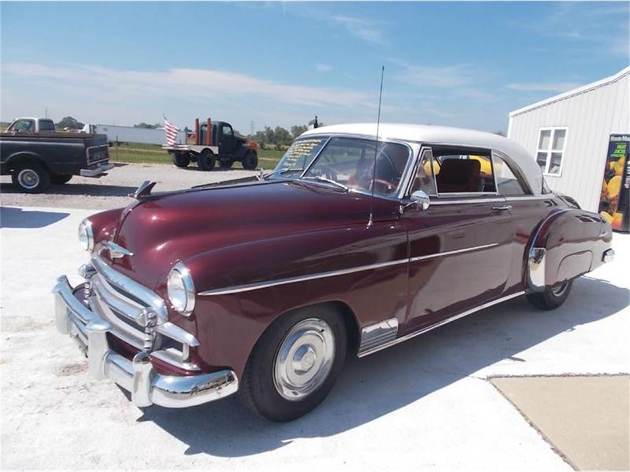 Large Picture of 1950 Chevrolet Street Rod located in Illinois Offered by Country Classic Cars - K4FU
