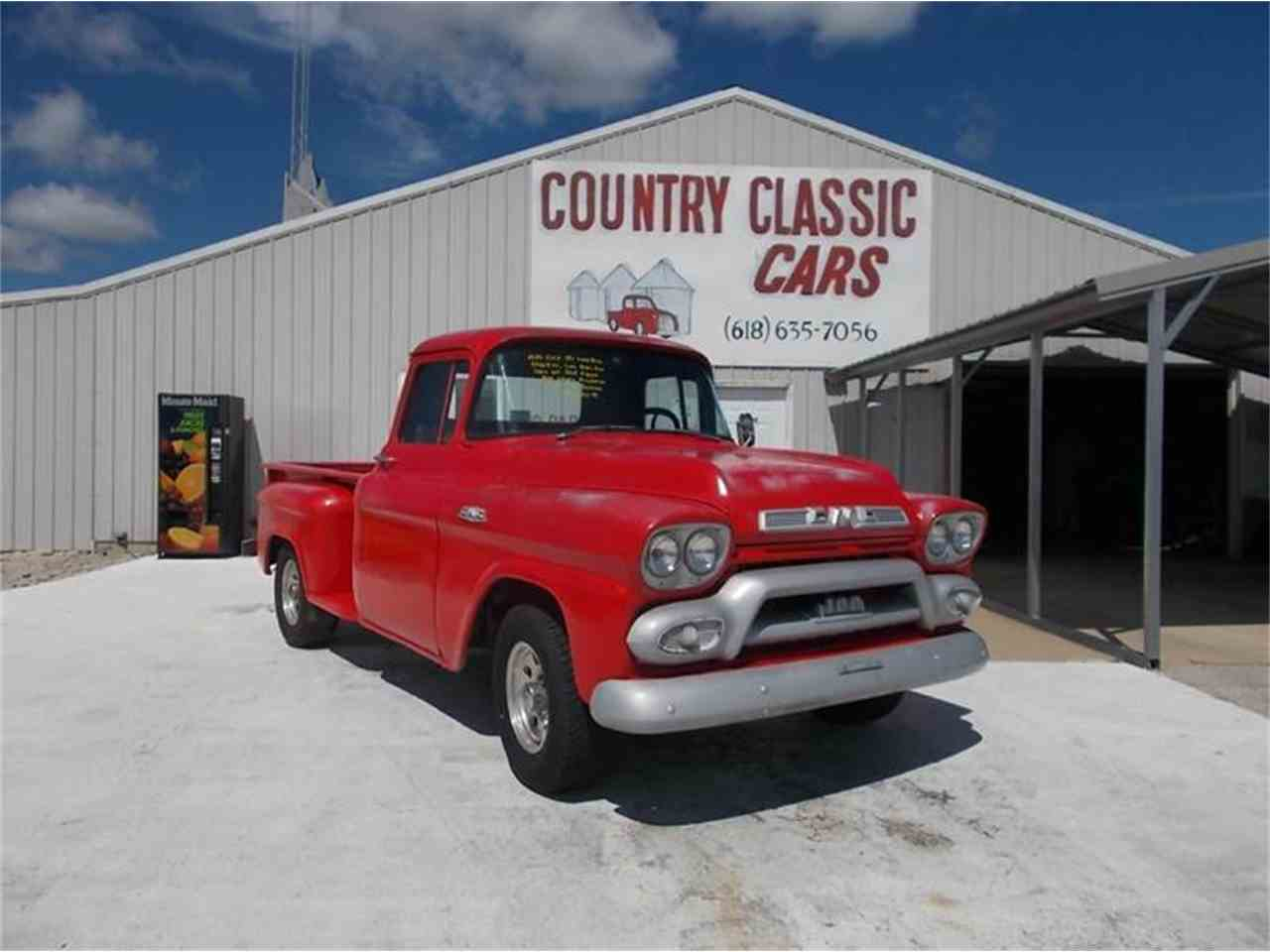 Large Picture of Classic '59 GMC Pickup - $12,450.00 Offered by Country Classic Cars - K4G1