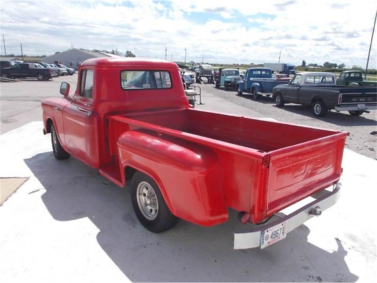 Large Picture of '59 Pickup - K4G1