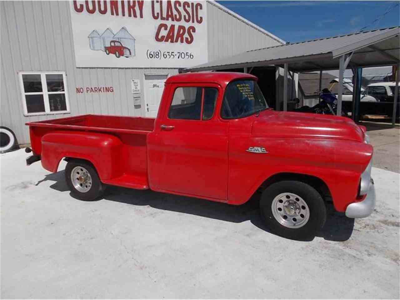Large Picture of Classic 1959 Pickup located in Illinois Offered by Country Classic Cars - K4G1