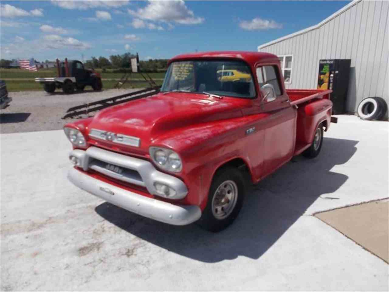Large Picture of Classic 1959 Pickup located in Staunton Illinois - K4G1