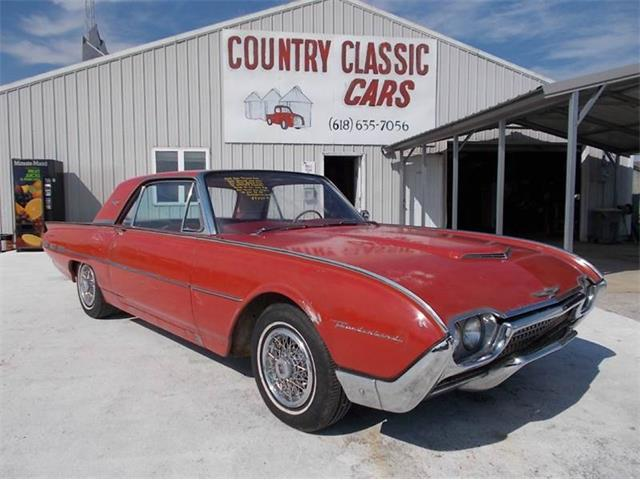 Picture of Classic '62 Ford Thunderbird - $7,850.00 Offered by  - K4GI