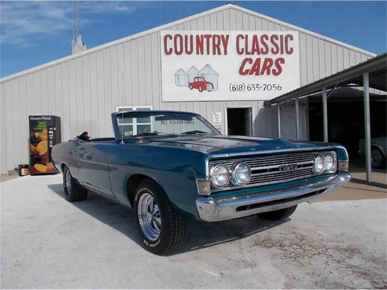 Large Picture of '68 Fairlane - K4GQ