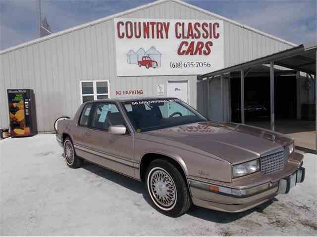 Picture of '90 Eldorado located in Staunton Illinois - K4GT