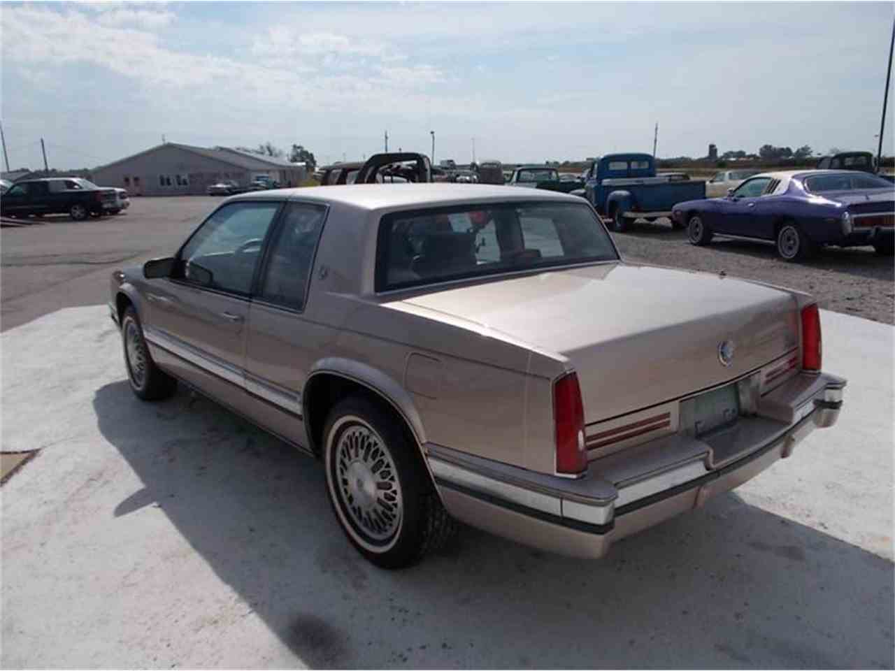 Large Picture of '90 Eldorado - K4GT