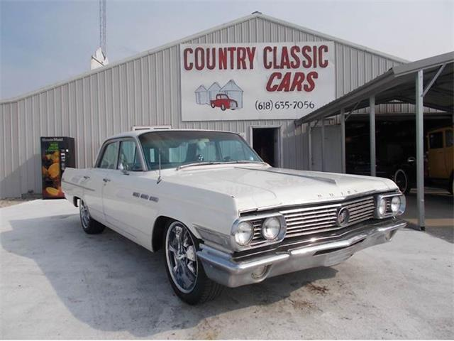 Picture of '63 LeSabre - K4GX