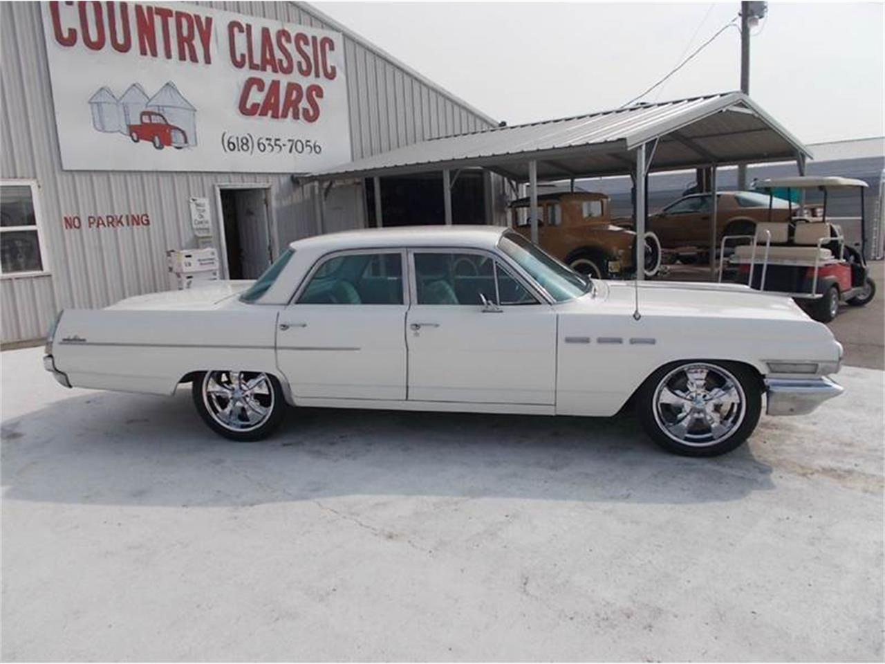 Large Picture of '63 LeSabre - K4GX