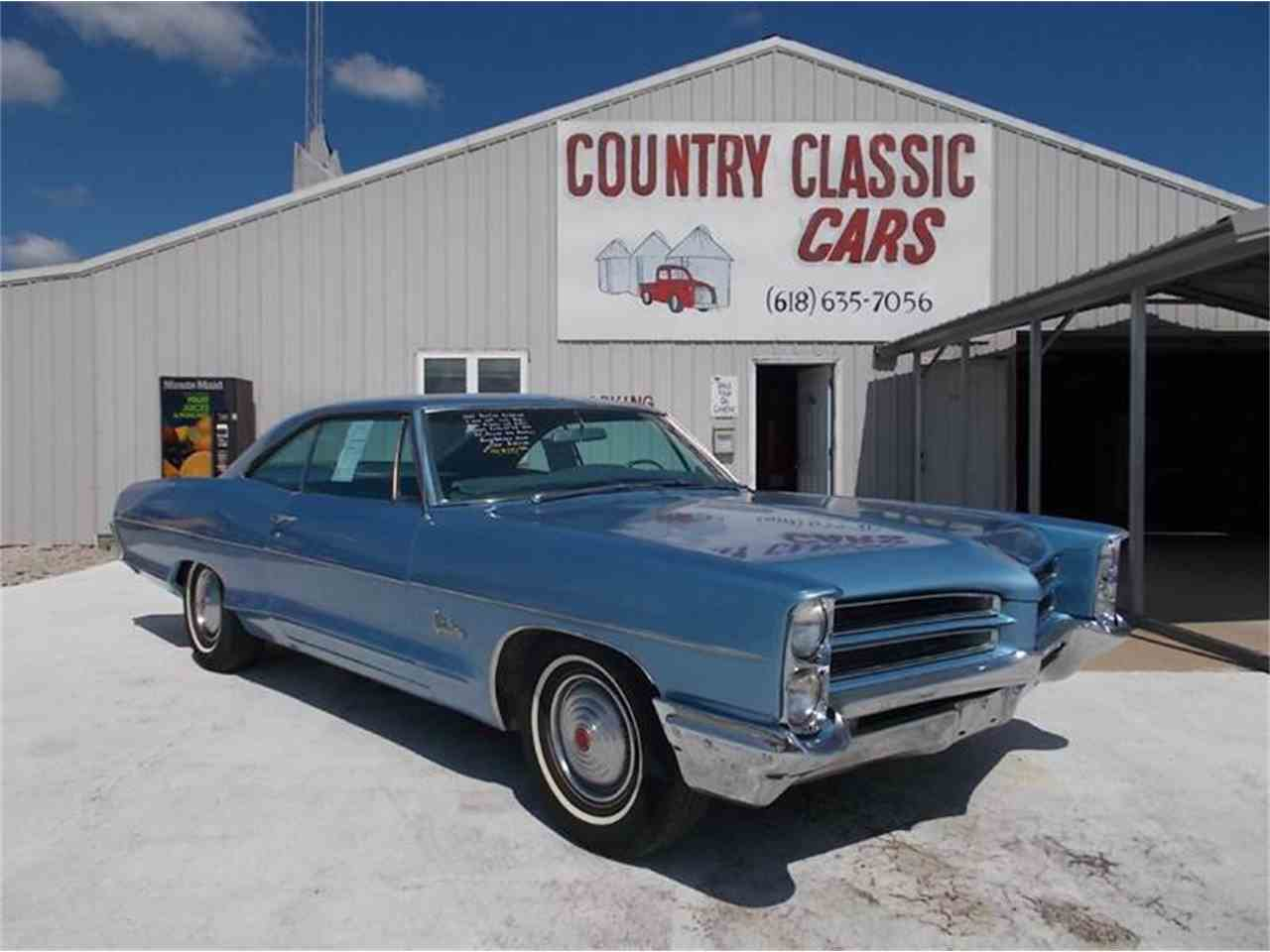 Large Picture of 1966 Catalina located in Illinois - $10,950.00 Offered by Country Classic Cars - K4H3