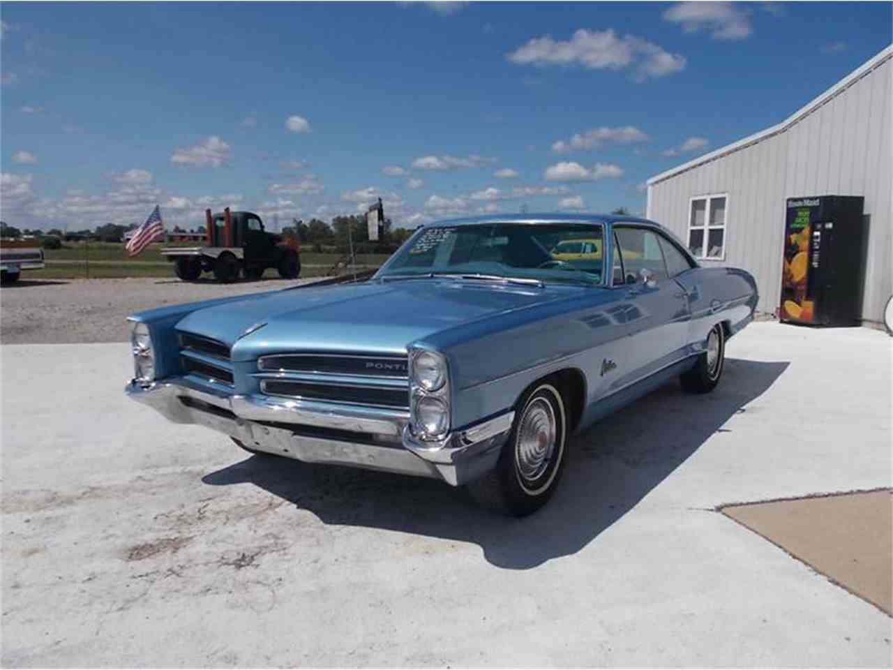 Large Picture of '66 Pontiac Catalina located in Staunton Illinois Offered by Country Classic Cars - K4H3