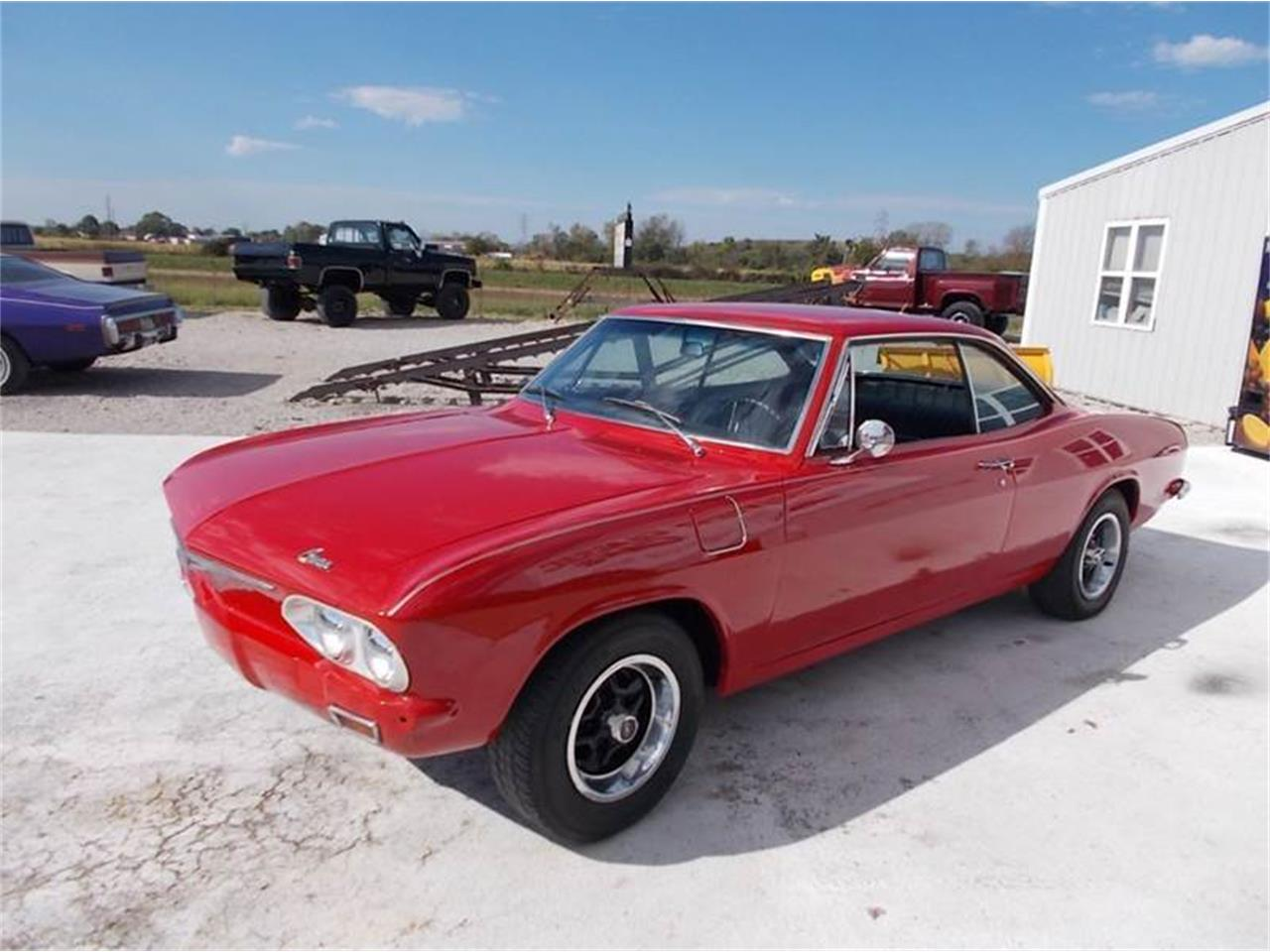 Large Picture of Classic 1965 Chevrolet Corvair - K4H5