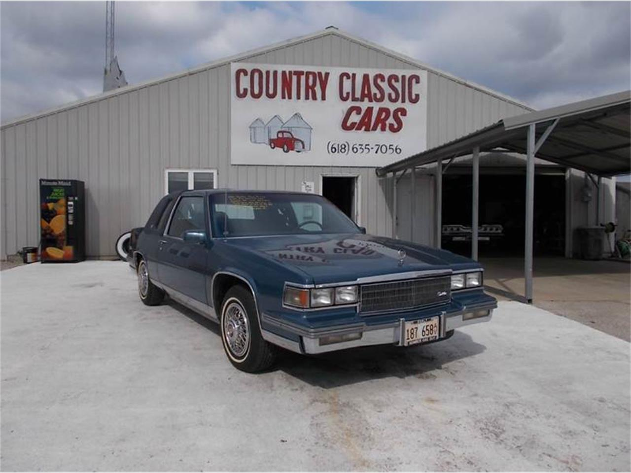 Large Picture of 1986 Coupe DeVille Offered by Country Classic Cars - K4HB