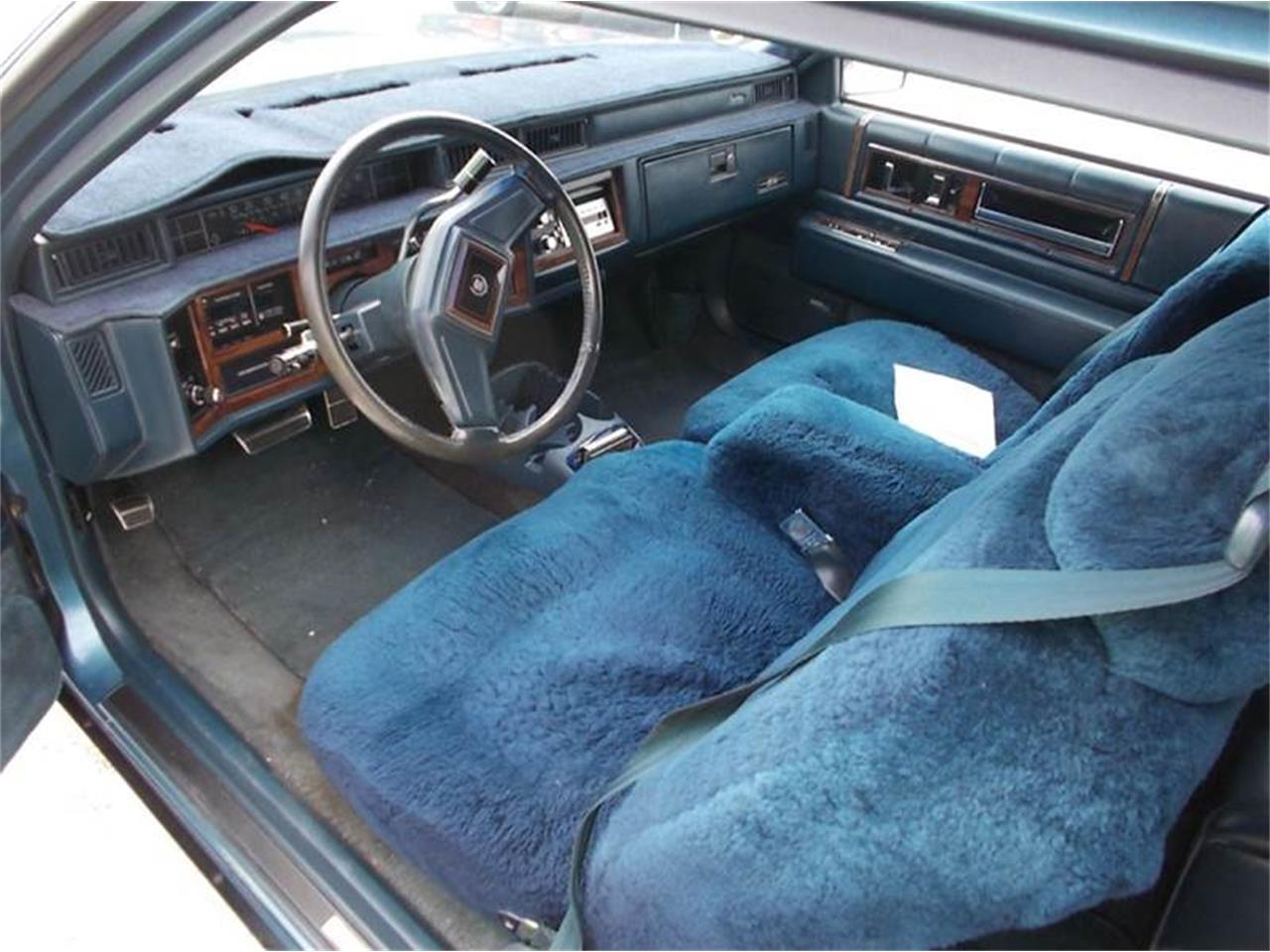 Large Picture of '86 Cadillac Coupe DeVille located in Staunton Illinois - K4HB