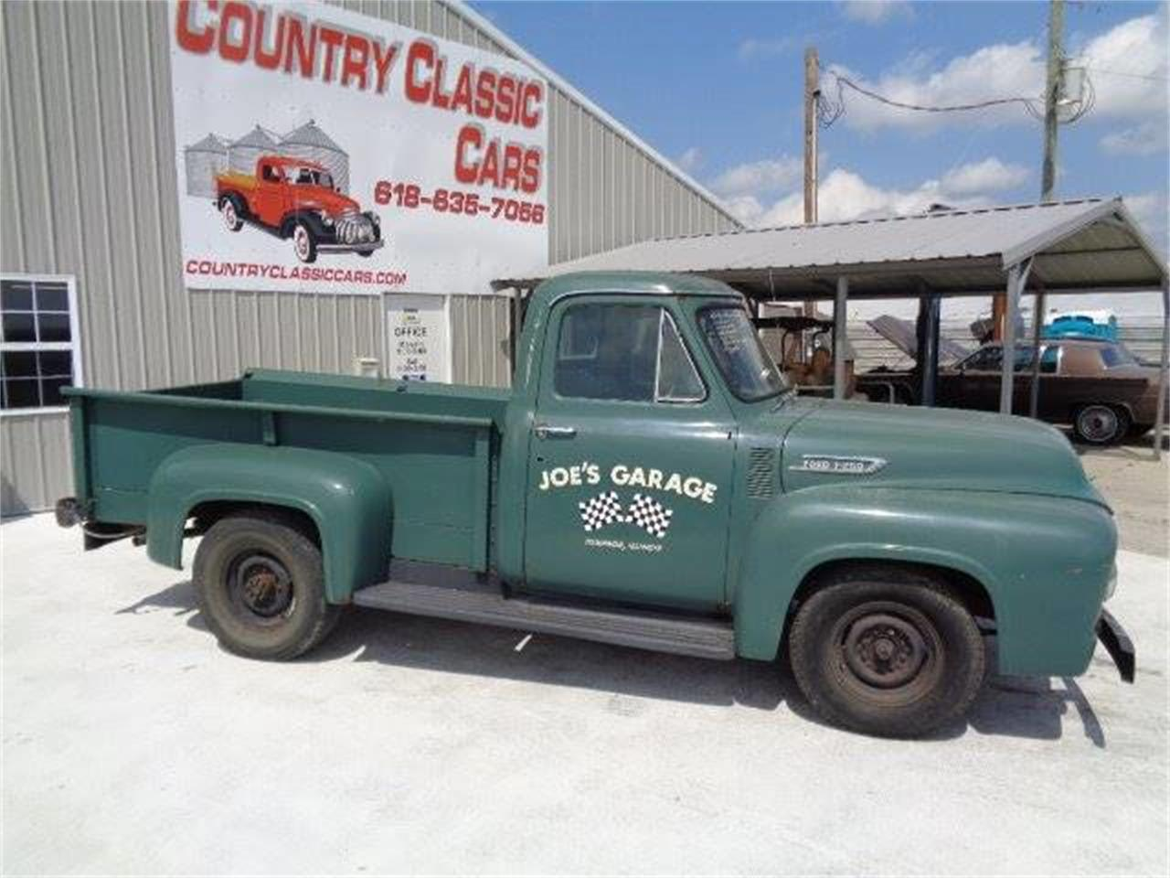 Large Picture of '53 F250 - K4HT