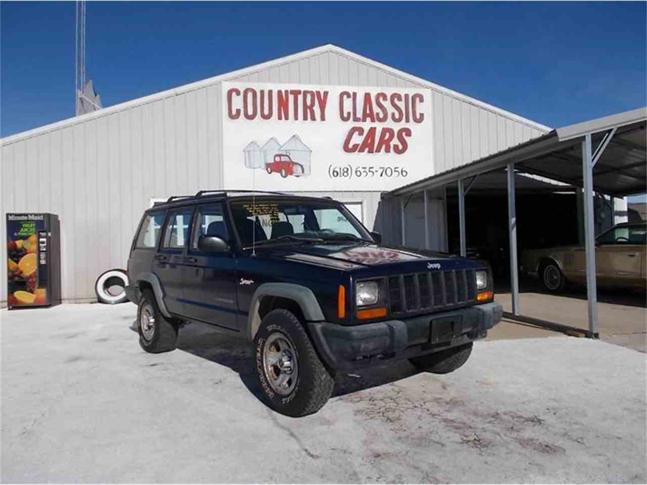 Large Picture of '98 Cherokee - K4HV