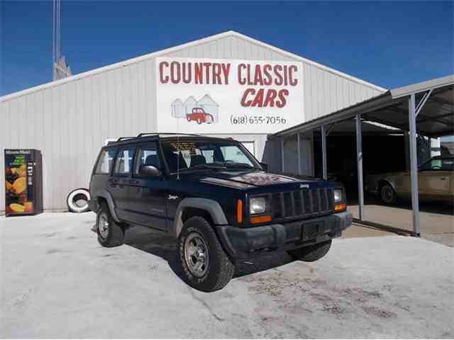 Picture of '98 Cherokee - K4HV