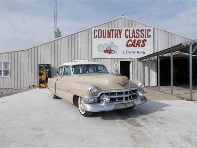 1951 to 1953 Cadillac Series 62 for Sale on ClicCars.com