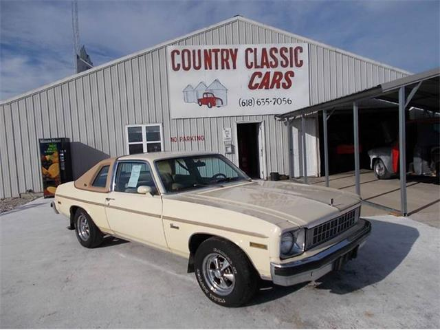 Picture of '76 Nova located in Illinois - $5,950.00 Offered by  - K4IA