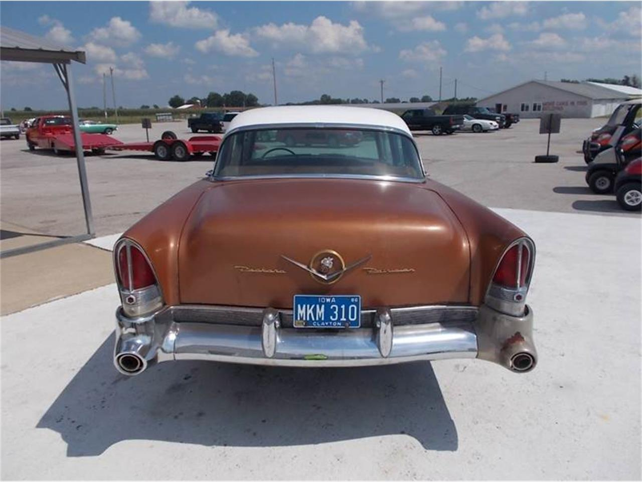 Large Picture of '56 Packard Patrician located in Illinois Offered by Country Classic Cars - K4IB