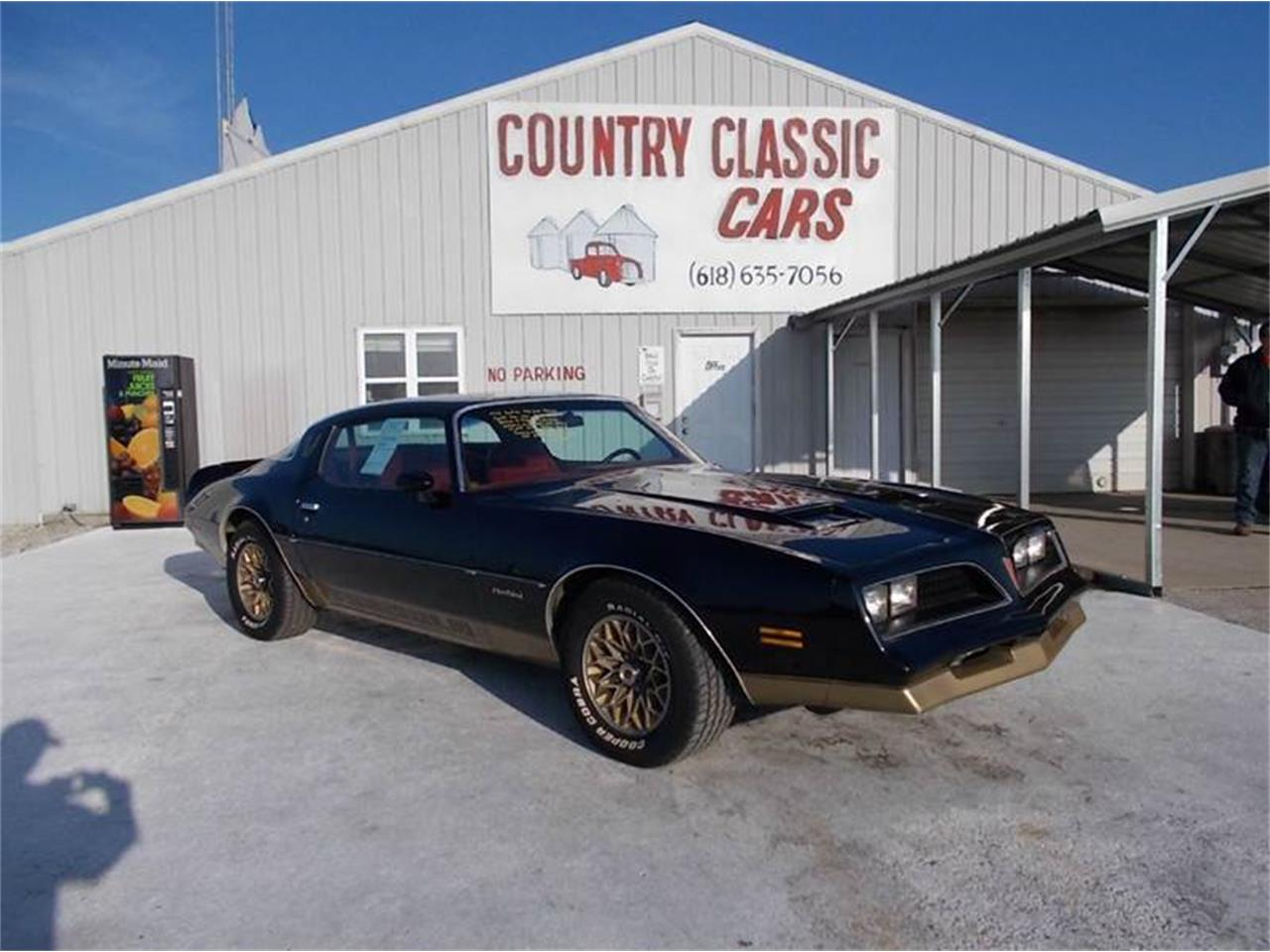 Large Picture of '78 Firebird - K4IE