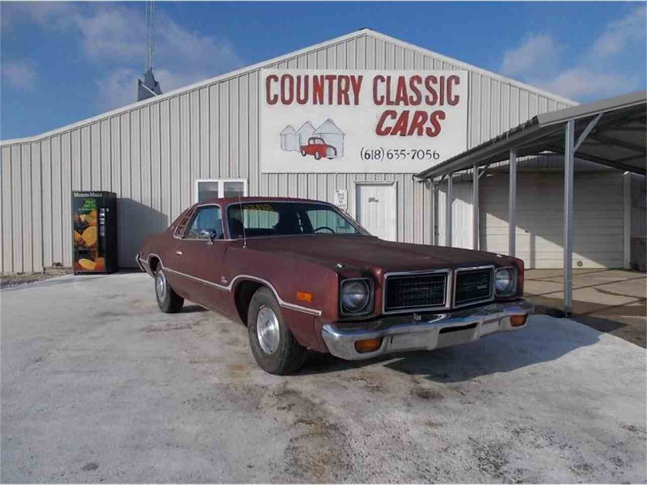 Large Picture of '76 Charger - K4IW