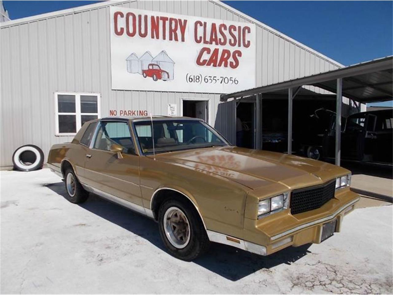 Large Picture of '85 Monte Carlo - K4IX