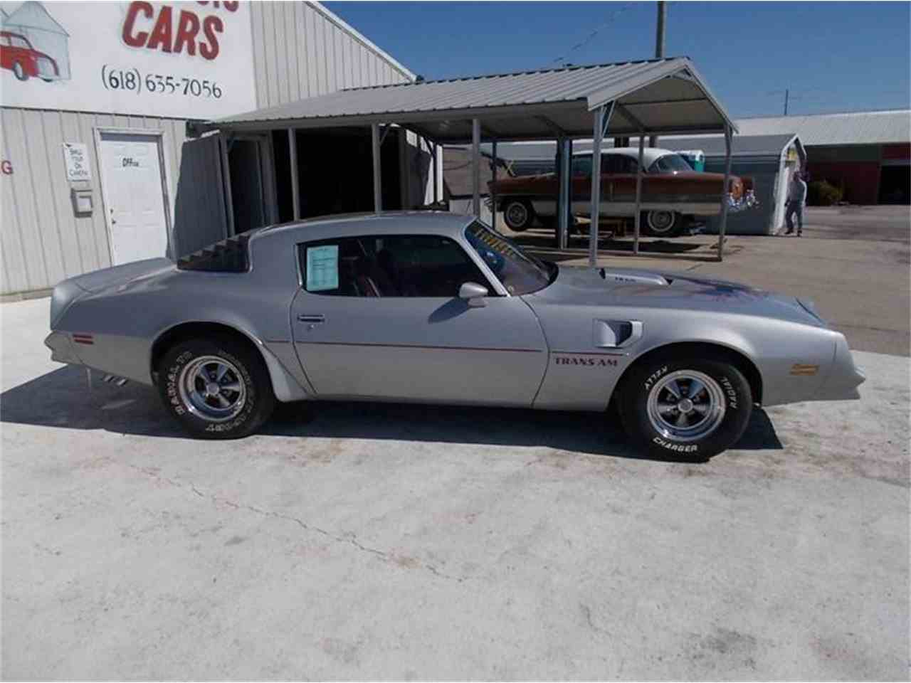 Large Picture of '77 Firebird Trans Am - K4IY