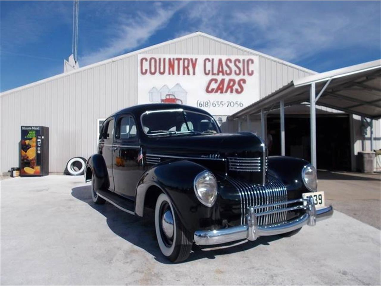 Large Picture of 1939 Chrysler Royal Offered by Country Classic Cars - K4J5