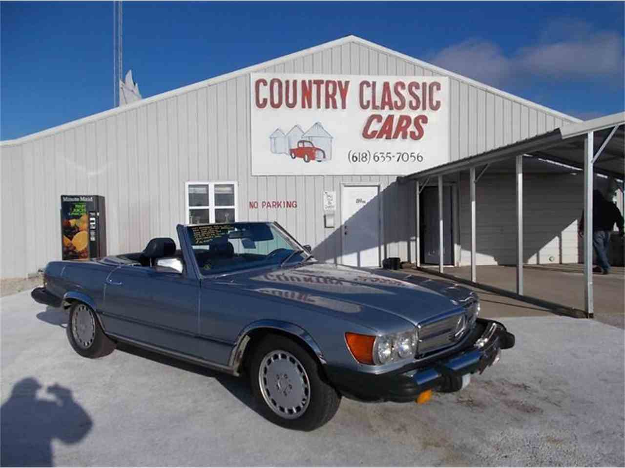 Large Picture of '81 380SL - K4JD
