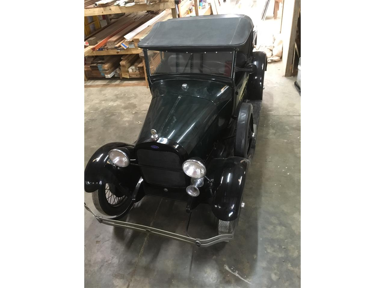 Large Picture of 1928 Model A located in Tallahassee Florida Offered by a Private Seller - K4JZ