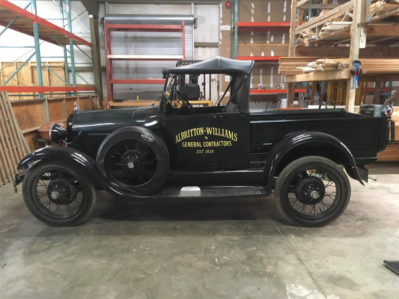 Large Picture of '28 Ford Model A Offered by a Private Seller - K4JZ