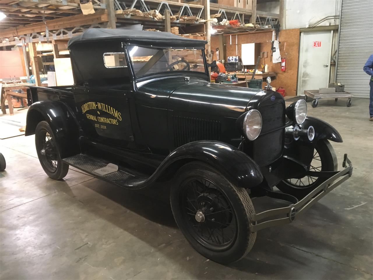 Large Picture of Classic 1928 Model A - $14,500.00 - K4JZ