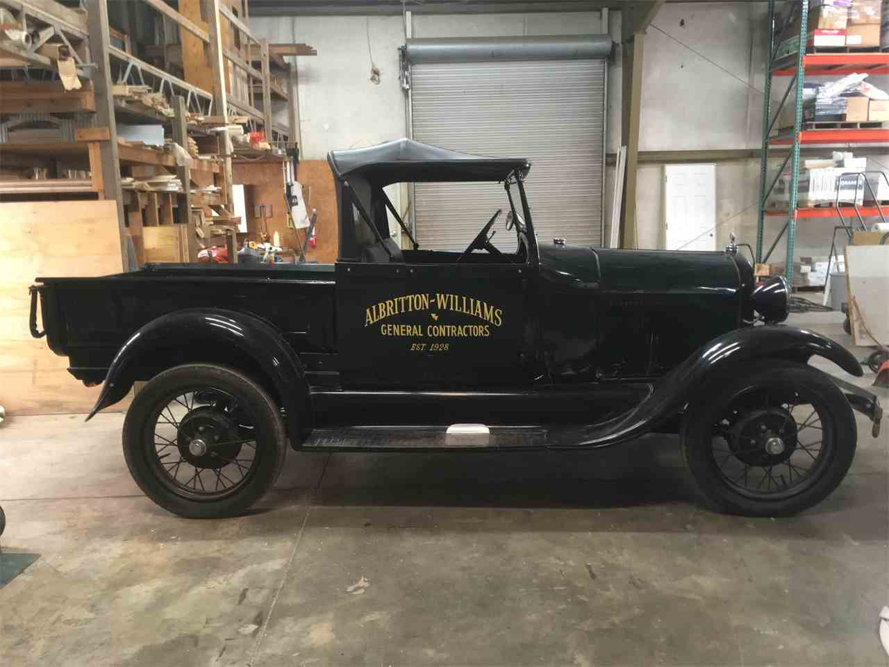 Large Picture of '28 Model A - K4JZ