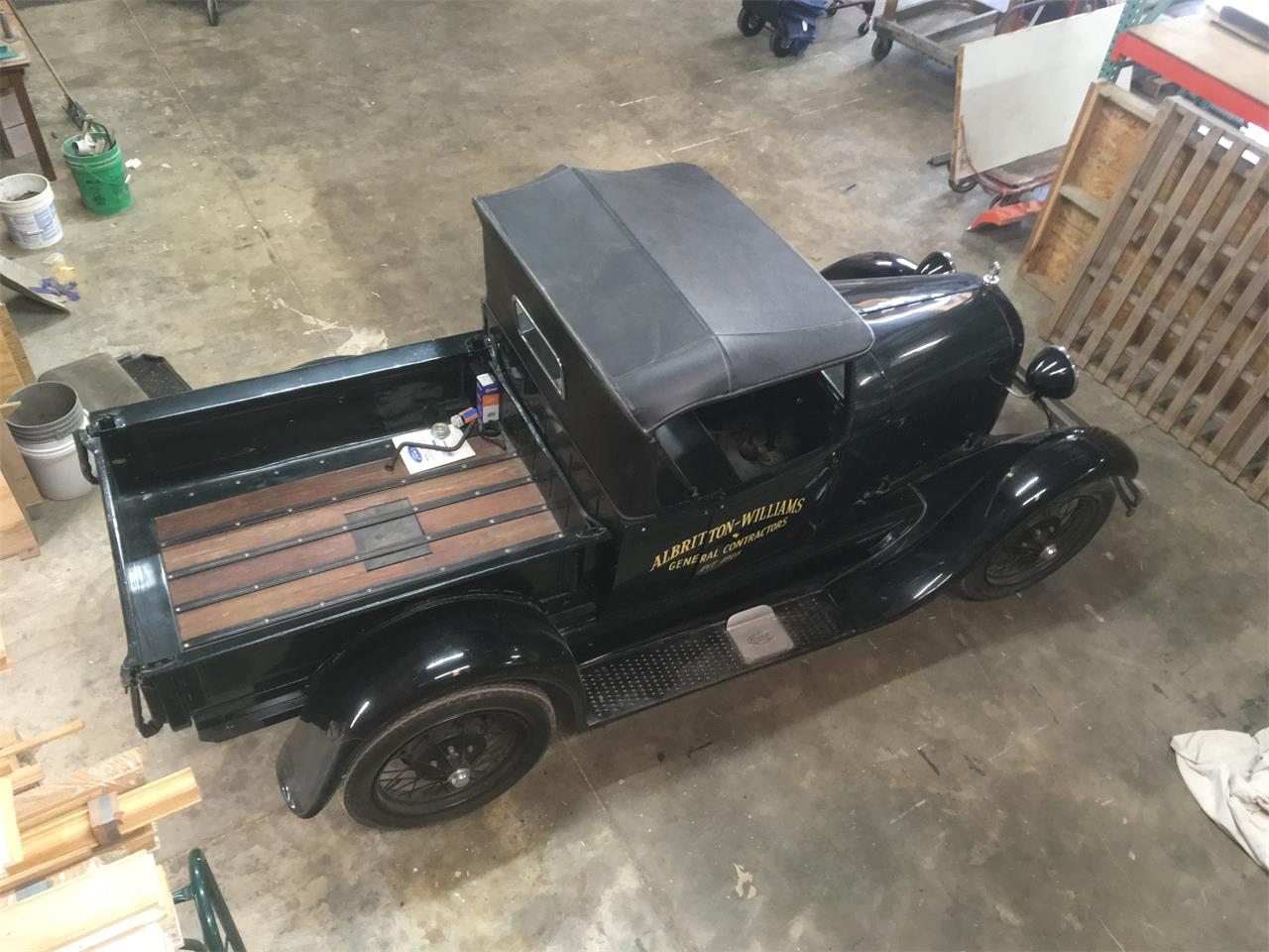 Large Picture of Classic '28 Model A - K4JZ