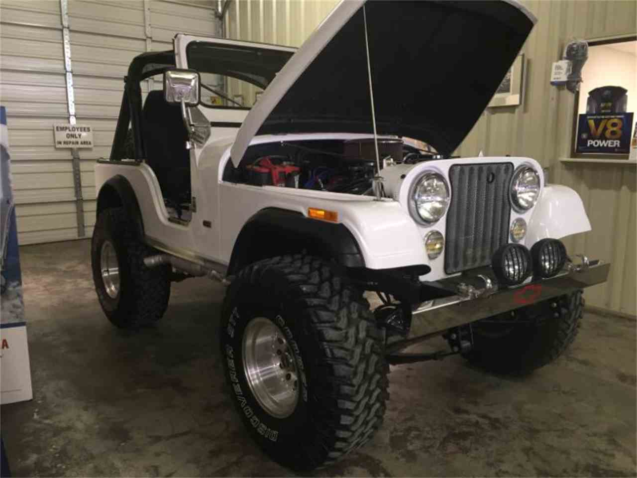 Large Picture of '79 CJ5 - K4KD