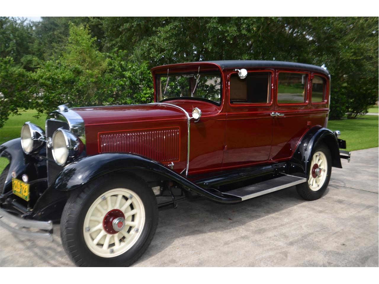 Large Picture of Classic 1930 Studebaker President located in Louisiana - $32,500.00 Offered by a Private Seller - K4KJ