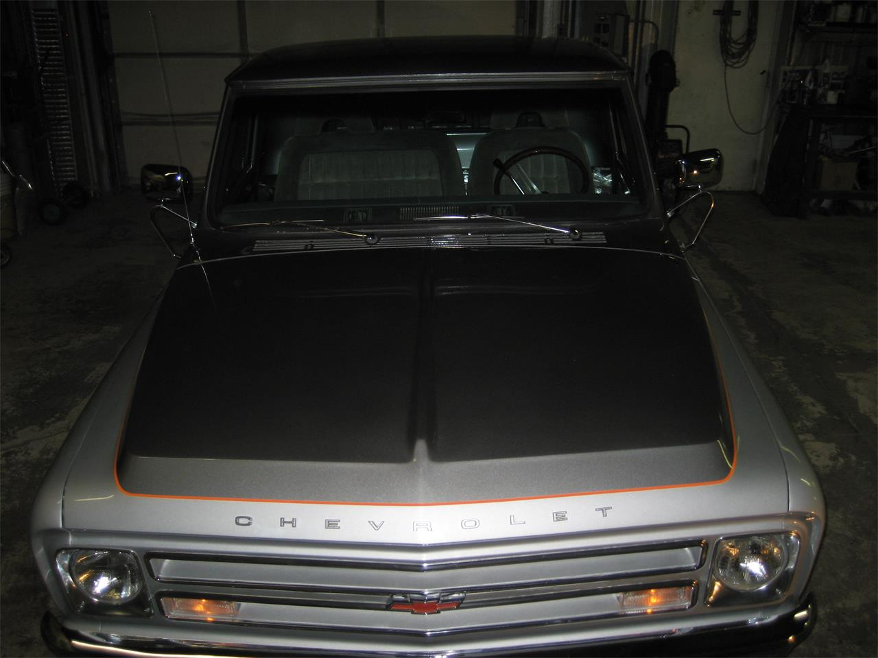 Large Picture of '67 K-10 - K4KU