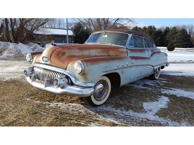 1951 Buick Super